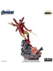 Iron Studio 1/10 Scale Iron Man Mark LXXXV Avengers: Endgame Statue Deluxe Version