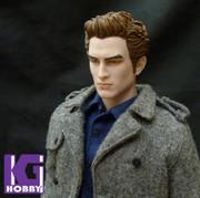 Brother Production Custom Twilight Saga Edward Culle 1/6 figure