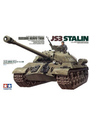 Military Miniature 1/35 Stalin JS3 Russian Heavy Tank 35211 by Tamiya