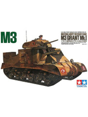 Military Miniature 1/35 British Army M3 Grand Mk.I Medium Tank 35041 by Tamiya