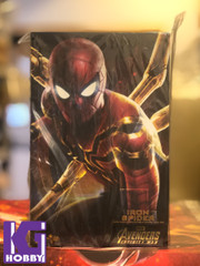 Hot Toys MMS482 Iron Spider Avengers: Infinity War 1/6th Collectible Figure