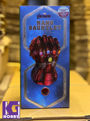 Hot Toys ACS009 Nano Gauntlet (Hulk Version) Avengers: Endgame 1/4th scale Collectible