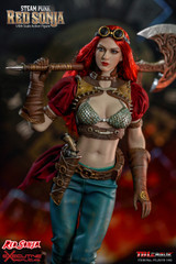 TBLeague 1/6 Steam Punk Red Sonja PL2019-140 Figure