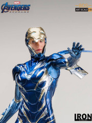 Iron Studio 1/10 Scale Pepper Potts in Rescue Suit BDS Art  Avengers: Endgame