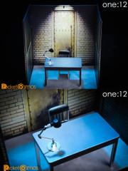 PCTOYS PC006 1/12 Scale Prison Diorama