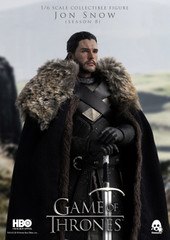 Threezero JON SNOW (Season 8) Game of Thrones 1/6th Scale Collectible Figure