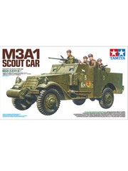 Military Miniature 1/35 US Soviet Army M3A1 Scout Car 35363 by Tamiya