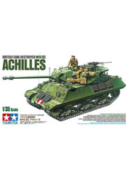 Military Miniature 1/35 British Tank Destroyer M10 IIC Achilles 35366 by Tamiya