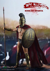 BY-ART 1/12 KING OF SPARTA FIGURE BY-G01