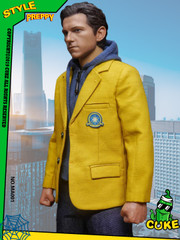 CUKE TOYS MA-001 1/6 Scale Preppy Style Costume Set