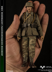 VTS TOYS VG002 1/12 POCKET ELITE SERIES WWII Wehrmacht Panzergrgrenadier Regiment