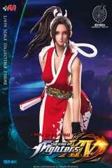 Genesis Collectibles MS01 MAI SHIRANUI The King of Fighters (XIV) 1/6TH SCALE ACTION FIGURE