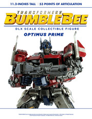 ThreeA x Hsbro Optimus Prime XLD Scale Action Figure