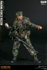 DAMTOYS PES009 Marine Force Recon in Vietnam 1/12 Scale Pocket Elite Series Figure
