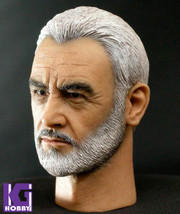ROADSHOW 1/6 Action Figure Head Sculpt-Sean Connery
