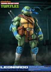 DreamEX TMNT 1/6 Leonardo Ninja Turtles Action Figure