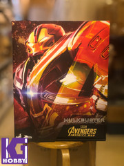 Hot Toys PPS005 Hulkbuster Avengers: Infinity War  1/6th scale Power Pose Collectible Figure