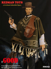 REDMAN TOYS RM042 The COWBOY THE GOOD 1/6 Collectible Figure