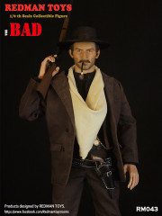 REDMAN TOYS RM043 The COWBOY THE BAD 1/6 Collectible Figure