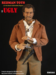 REDMAN TOYS RM044 The COWBOY THE UGLY 1/6 Collectible Figure