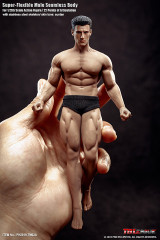 TBLeague TM02A 1/12 scale Male Seamless Muscular Figure Body
