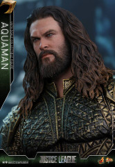 Hot Toys MMS447 Aquaman Justice League 1/6th scale Collectible Figure