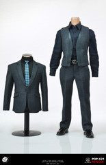 POPTOYS X21 1/6 Scale Business suits