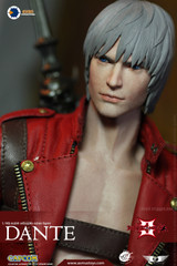 Asmus Toys DMC301 1/6  The DANTE  Devil May Cry3 DMC3 figure