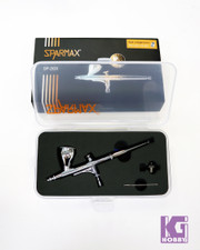 Sparmax SP-20X Airbrush Dual Action 0.2mm