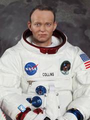 DID Michael Collins Command module pilot of Apollo 11 1/6 Astronaut Figure