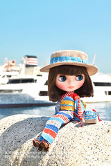 Blythe Sea Sailor See CWC Neo by Takara