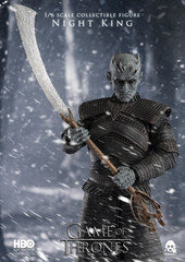 Threezero NIGHT KING Game of Thrones 1/6th Scale Collectible Figure