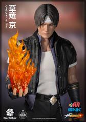 WorldBox KF007 King of Fighters Kyo Kusanagi 1/6 Scale Figure