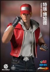 WorldBox KF009 Terry Bogard King of Fighters KOF 1/6 Scale Figure