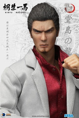 "Asmus Toys YAKU01A Yakuza 龍が如 Ultimate 8"" Kiryu Kazuma Collectible Action Figure"