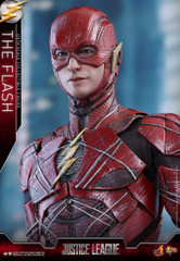 Hot Toys MMS448 The Flash Justice League 1/6th scale Collectible Figure