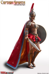 TBLeague 1/12 PL2019-143A Captain Sparta 1/12th Scale Action Figure