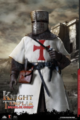 COOMODEL SE056 BACHELOR OF KNIGHTS TEMPLAR 1/6 SERIES OF EMPIRES (DIE-CAST ALLOY)