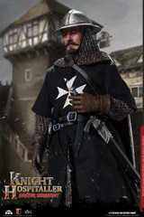 COOMODEL SE057 SERGEANT OF KNIGHTS HOSPITALLER 1/6 SERIES OF EMPIRES (DIE-CAST ALLOY)