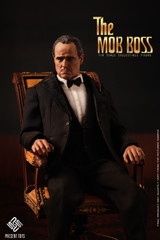 PRESENT TOYS PT-SP05 1/6 MOB BOSS Action Figure