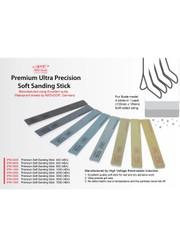 Premium Ultra Precision Soft Sanding Stick Coarse Fine #400 - 7000 by Infini Model