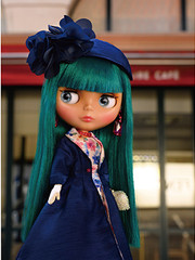 Blythe Elegant Ellie Hasbro Exclusive Limited by Takara