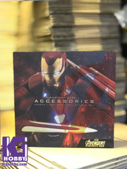 Hot Toys ACS004 1/6th scale Iron Man Mark L Accessories Collectible Set Avengers: Infinity War