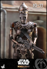 Hot Toys TMS008 IG-11 The Mandalorian 1/6th scale Collectible Figure