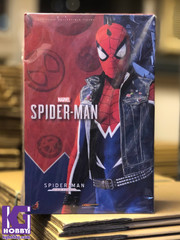 Hot Toys VGM32 Marvel Spider-Man (Spider-Punk Suit)  1/6th scale Collectible Figure