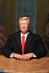 DID AP003 1/6 Scale Donald Trump 2020 Action Figure