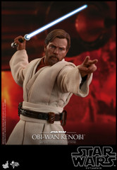 Hot Toys MMS477 Obi-Wan Kenobi Star Wars Episode III Revenge of the Sith 1/6th scale Collectible Figure