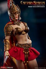 TBLeague 1/12 Scale Captain Sparta Figure Wonder Festival 2019 PL2019-143B
