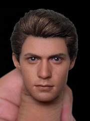 Limtoys 1/6 Scale Male Head sculpt