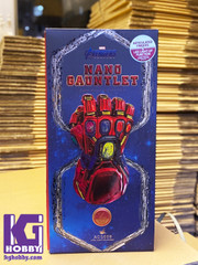 Hot Toys ACS008 Nano Gauntlet (Movie Promo Edition) Avengers Endgame 1/4th scale Collectible